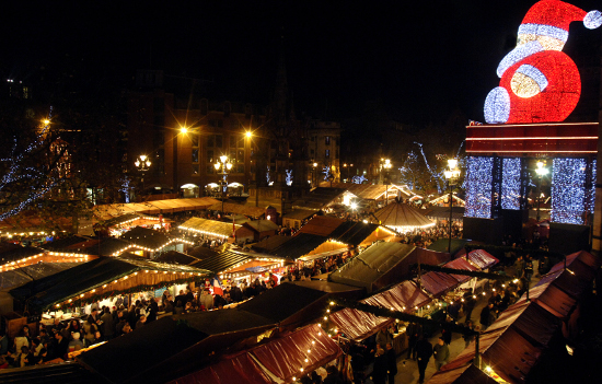 Manchester Christmas Markets | The Visit Manchester Blog