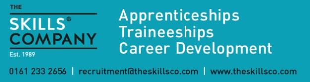 Skills blog banner