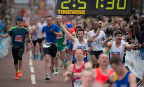 MCR Marathon